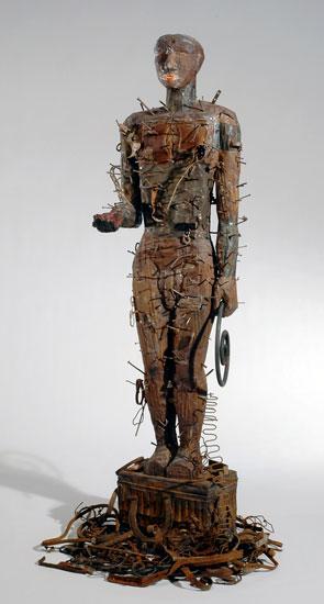 Things Man Made by Alison Saar