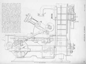 B_S_no._13H_bevel_gear_cutting_machine_blueprint_drawing_b
